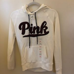 NEW!! Victoria Secret Pink Hoodie XS